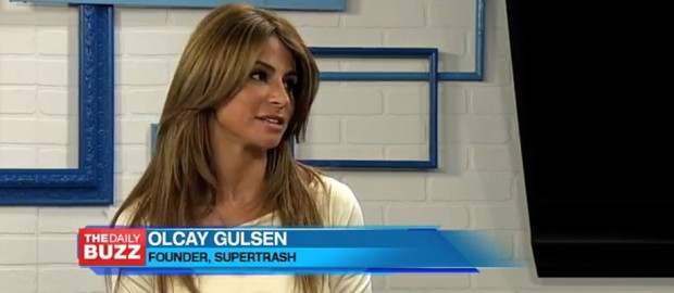 Olcay Gulsen Talks New York Fashion Week Trends On 'The Daily Buzz'