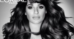 Lea Michele Is The New Spokesperson For L'Oréal Paris