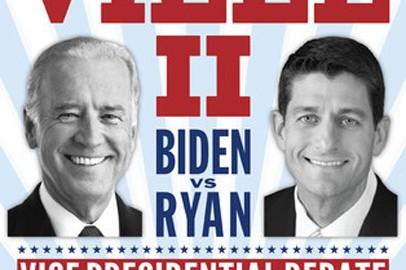 Vice President Biden & Congressman Ryan Square Off in VP Debate