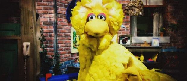 Big Bird Stars In New Obama Attack Ad