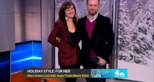 His & Her Holiday Trends With Stylist George Brescia & SuperTrash