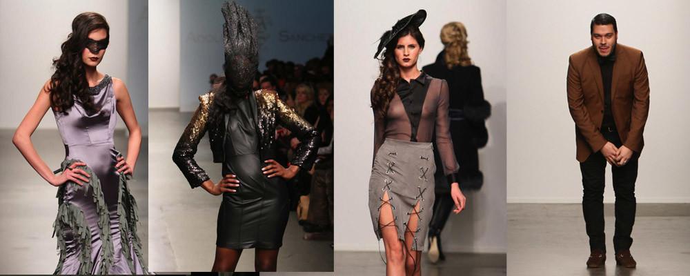 Adolfo Sanchez Rocks The Runway At Nolcha Fashion Week