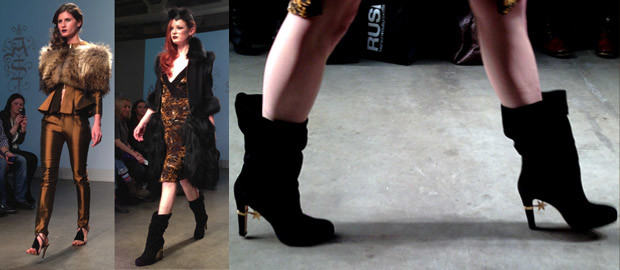 ESARSI Preview From The Runway At New York Fashion Week